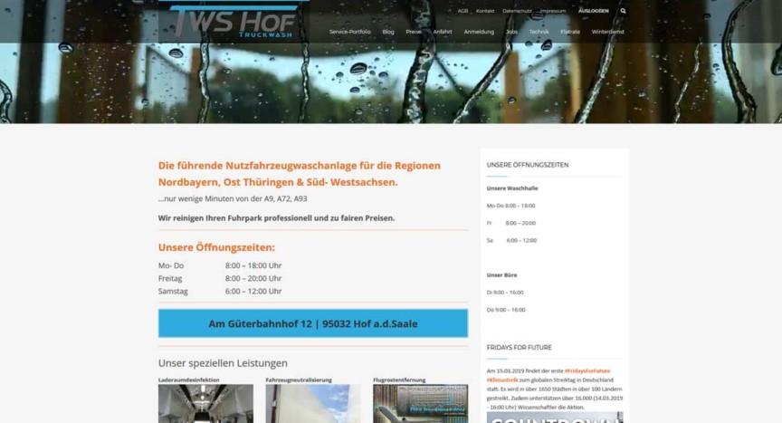 truckwash-hof