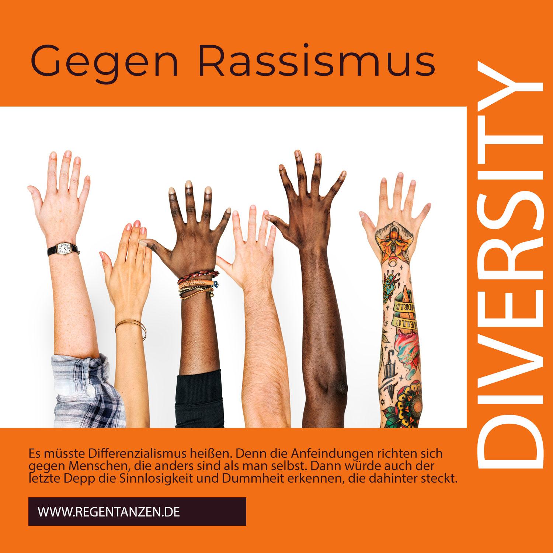Gegen Rassismus